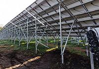 津伏能科技(天津)有限公司-螺旋地桩双立柱结构-适用于各种地理气候环境