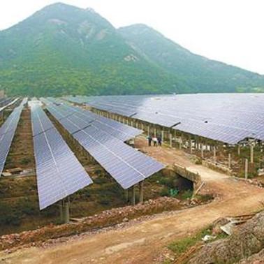 태양 역, 태양 지상 산을위한 JFN 중국 농업 가벼운 보완적인 구조