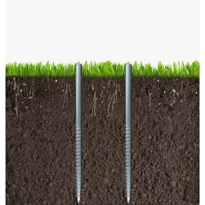 津伏能科技(天津)有限公司-小叶片螺栓连接螺旋地桩-各种气候地形地基-完美替代水泥地基
