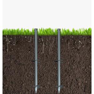 津伏能科技(天津)有限公司-大叶片螺栓连接螺旋地桩-各种气候地形地基-完美替代水泥地基
