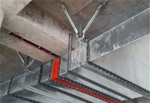 津伏能科技(天津)有限公司-方管抗震支架管廊支架-根据客户要求定制