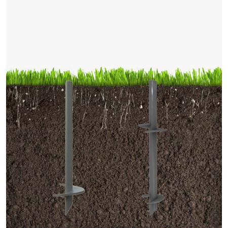 津伏能科技(天津)有限公司-大叶片巨型螺旋地桩-各种气候地形地基-完美替代水泥地基