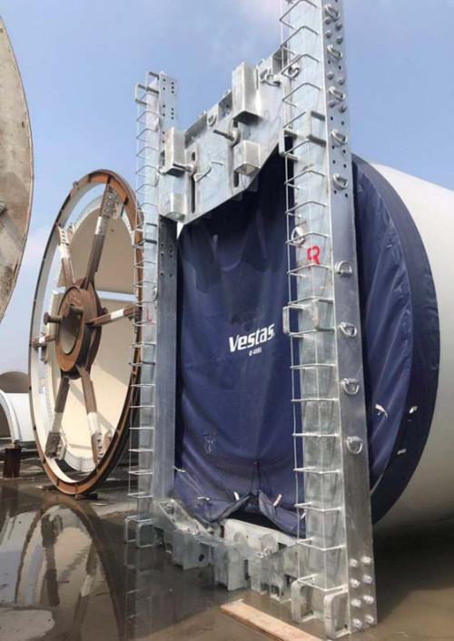 풍력을위한 운송 지원