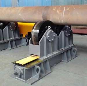 300 ton Manually Welding Rotator turning rolls