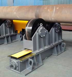 300 ton Manually Welding Rotator turning rolls