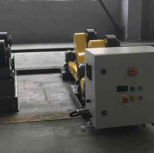 China Self adjusting welding turning rollers