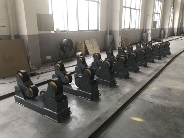 Heavy Duty  General welding turning rollers for different length weldments