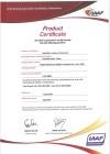 国际田联证书