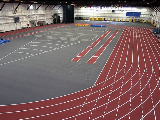 stadium court