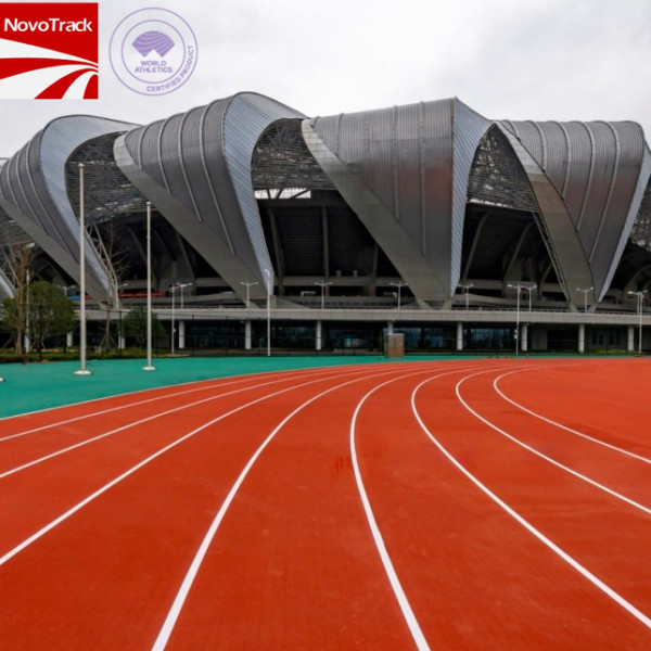 China manufacturer for rubber gym flooring rolls for multisports