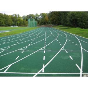 Wholesale rubber exercise flooring for training athletics track