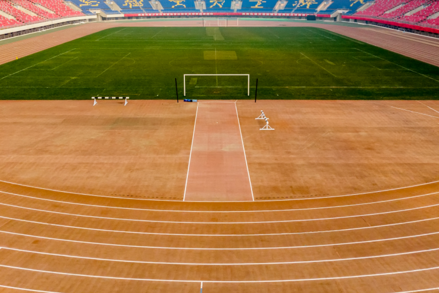 athletic track surfaces