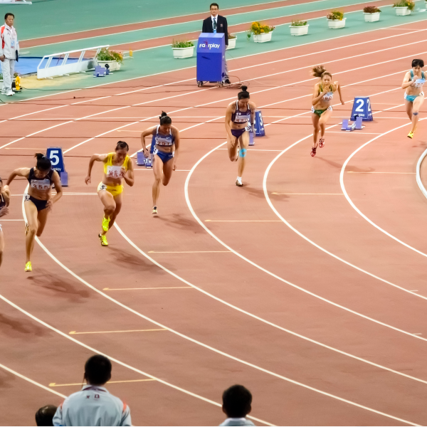 pro athletics track surfaces
