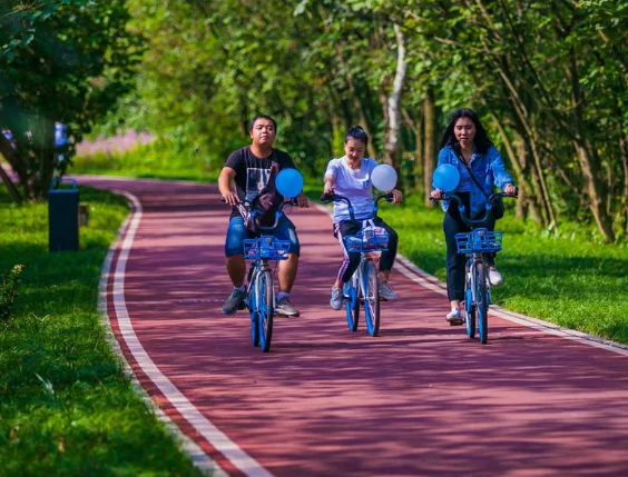 City Parks Greenway