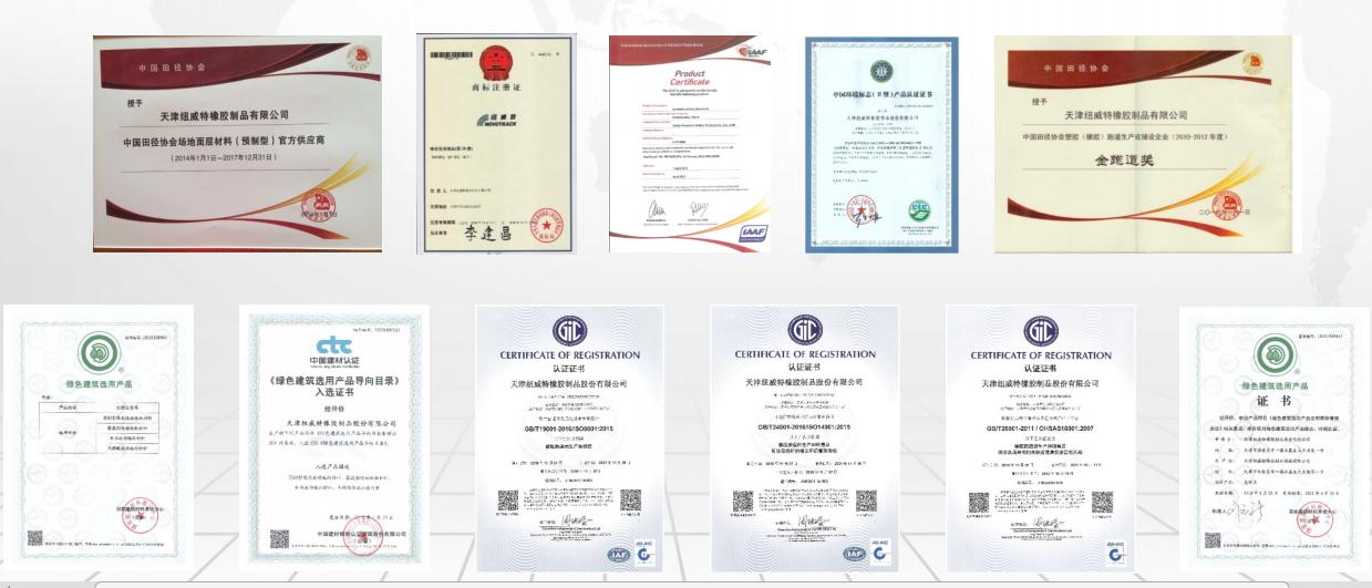 NovoTrack certification