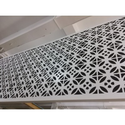 PVDF painting aluminum veneer for curtain wall