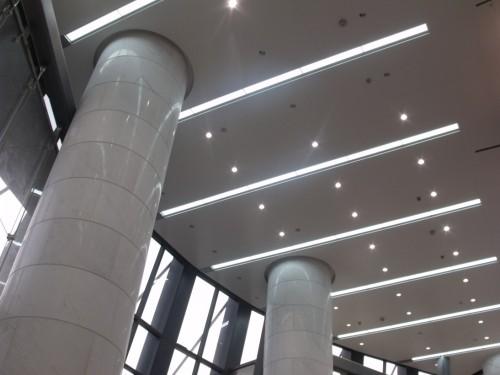aluminum veneer ceiling