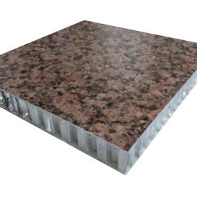 Imitation marble panel aluminum honeycomb