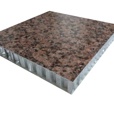 Imitation marble panel aluminum honeycomb