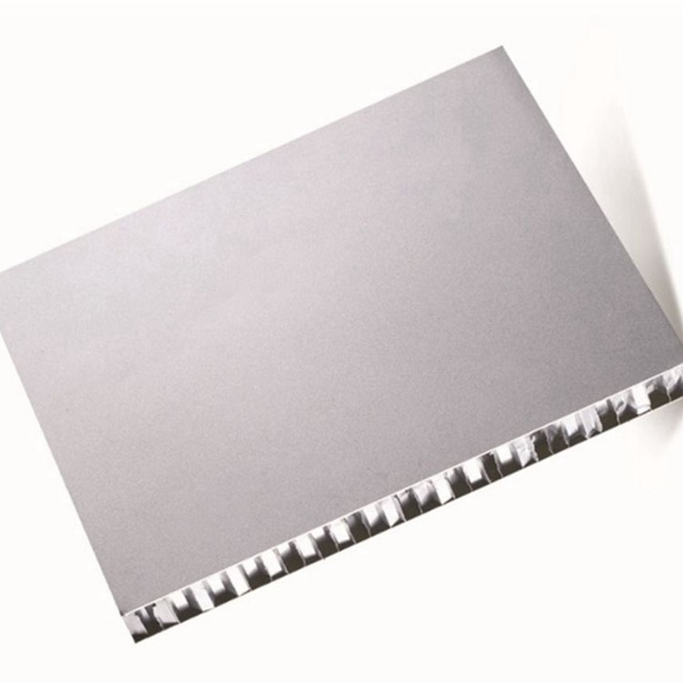 PVDF painted aluminum honeycomb panels