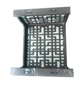 氟碳喷涂雕刻铝单板