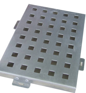 perforated micro hole aluminum metal screen