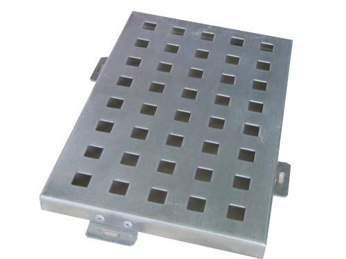 perforated micro hole aluminum metal screen
