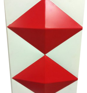 PVDF painting aluminum veneer  triangle curtain wall profile