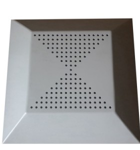 aluminum alloy ceiling tiles 300x300