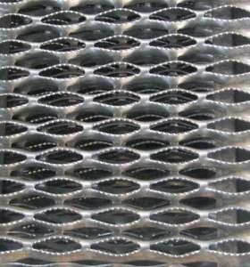 Crocodile mouth punching hole meshes