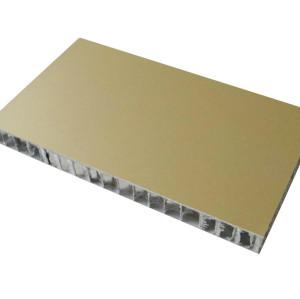 外墙氟碳喷涂蜂窝铝板