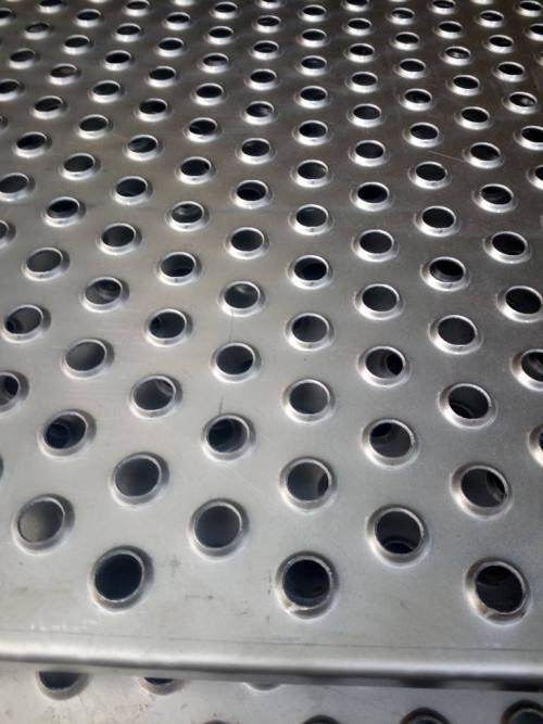 perforated aluminum plate alloy for exterior wall