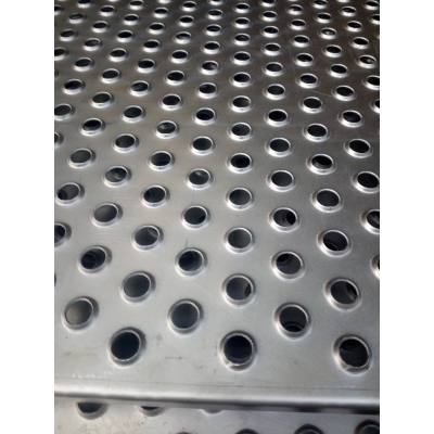 sound-absorbing punching aluminum ceiling tile