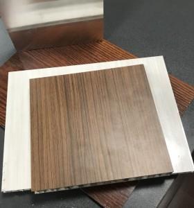 木纹转印铝蜂窝板