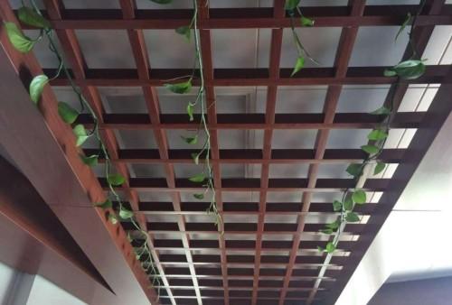 铝格栅天花吊顶