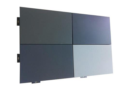 氟碳喷涂铝单板幕墙