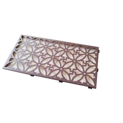 门头墙面装饰铝单板门头招牌雕花铝单板