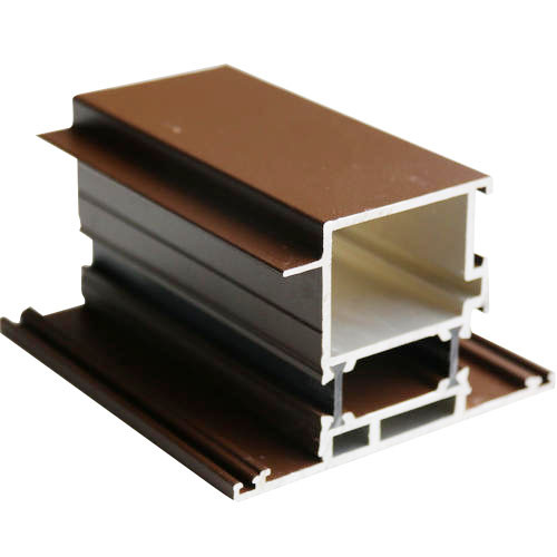 aluminum alloy 6061 extrusions for window and door frame