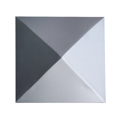 Fluorocarbon aluminum 6063 veneer
