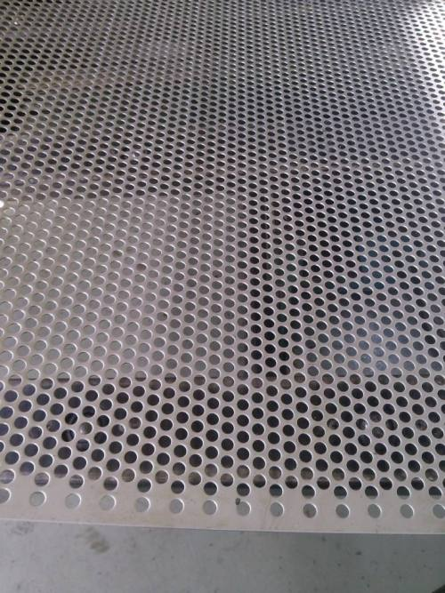 Weather Resistant Aluminium Perforated Ceiling For Conference Hall