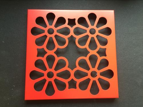 3D Aluminium Decorative Panels / Solid Wall Panels For Building Decoration