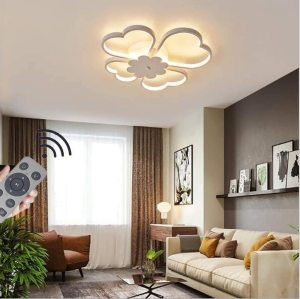 Aluminum lampshades for interior decoration