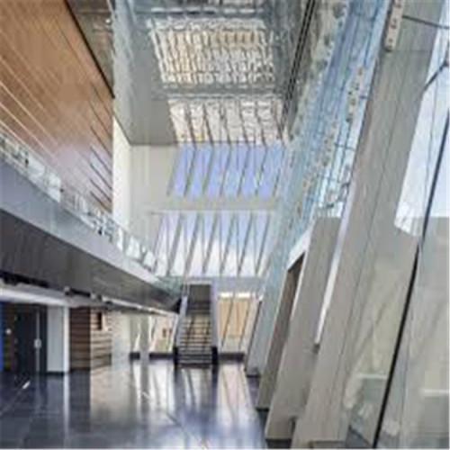 Carved perforated baffle decorative ceiling decorative panelmnw