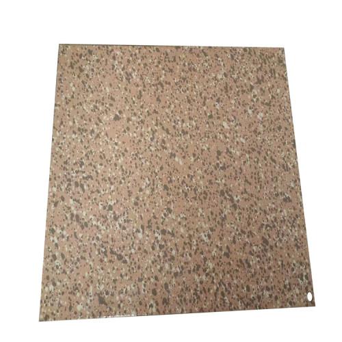fluorocarbon coating  stone aluminum veneer decorate for column