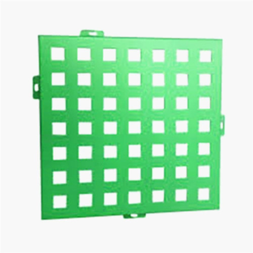 metal perforated acoustic panel for outside from india