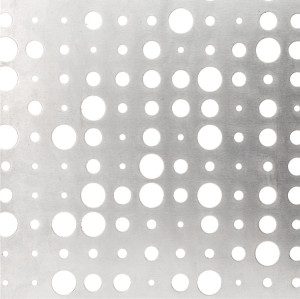 Aluminium Perforated Facade Panel