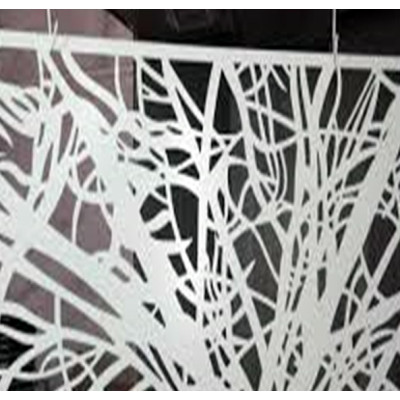 outdoor wall decor at hobby lobby Laser cutting aluminum panels