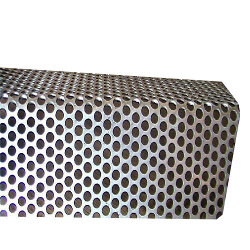 Customized metal stainless steel aluminum punch mesh