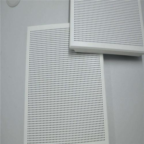 microporous sound-proof aluminum panel