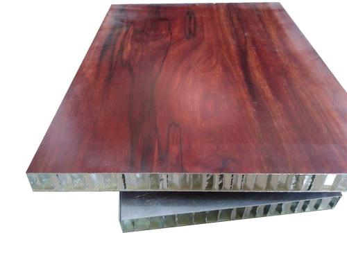 Ship surface decorative aluminum cladding honeycomb panel board marine aluminum honeycomb wall panels